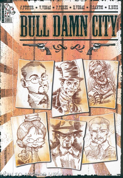 Bull Damn City 1