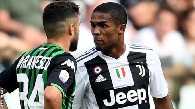 See The Shocking Reason Why Juventus Star Man Costa Has Been BANNED For 4 Games