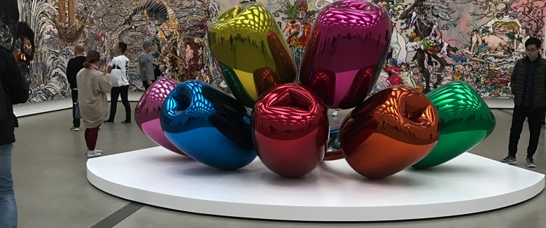 Tulips - Jeff Koons