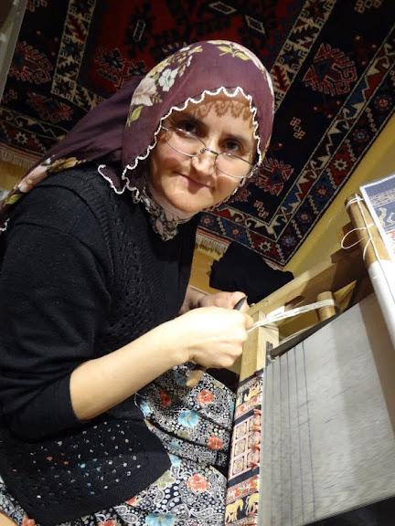 土耳其: 發現土耳其之十七:行走在石峰叢林的卡帕多西亞(3)手工藝術 - 由林間溪發表 - 文學城