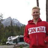 proud Canadian in Calgary, Alberta, Canada