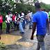 Continúa lucha por arreglo de carretera en Sierra Prieta de Santo Domingo Norte