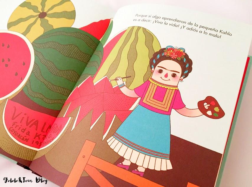 frida-kahlo-cuentos-infantiles-biografía-editorial-alba-pequeña-y-grande