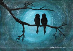476 Two Birds in Night