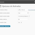 Opciones de Kalendas