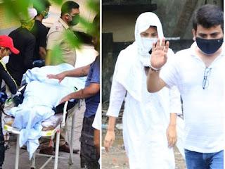 बॉलीवुड/सुशांत सिंह राजपूत को रिया चक्रवर्ती देती थी ड्रग्स, नारकोटिक्स कंट्रोल ब्यूरो ने रिया समेत 5 पर दर्ज किया केस। ssr case