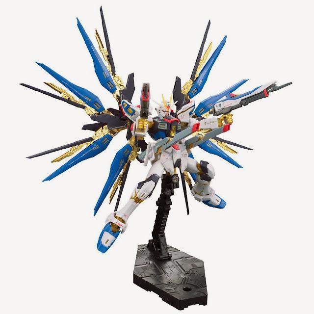 Lắp ghép mô hình Gundam Strike Freedom Gundam-4543112851390