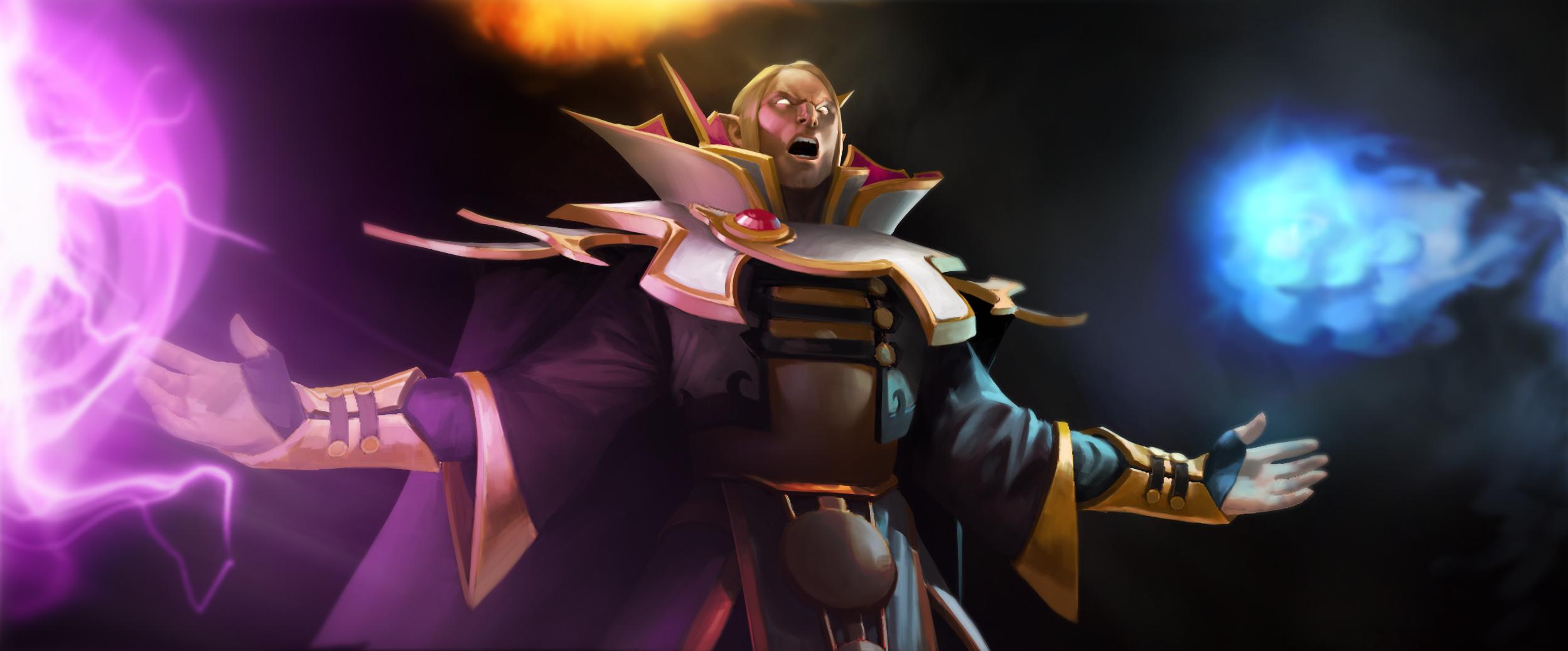 Loạt ảnh nguyên họa của các hero trong DotA 2 - Ảnh 12