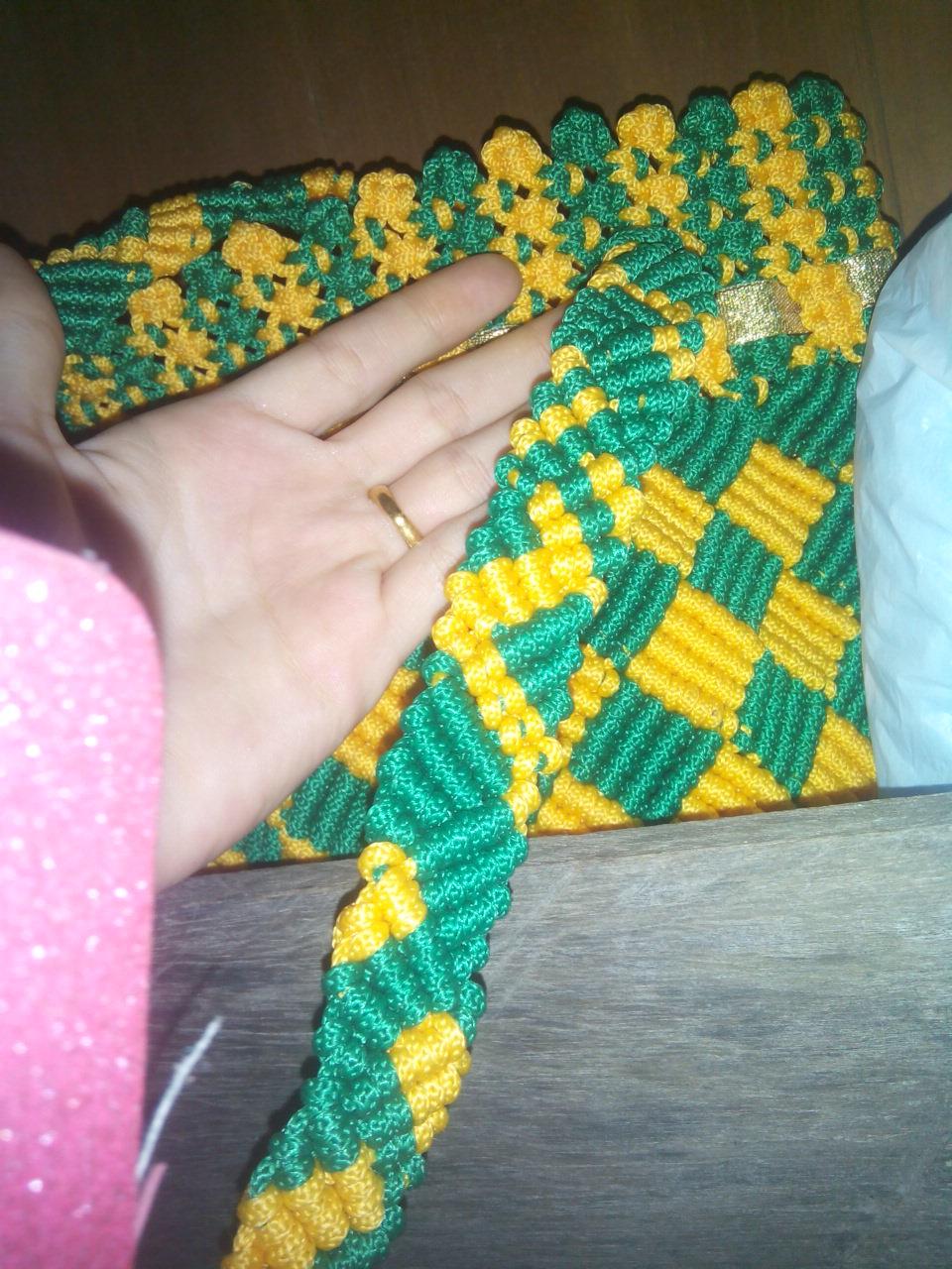 Cara Membuat Tali Tas Tali Kur yang Cantik - Tips Pola ...