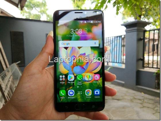 Impresi Awal Asus Zenfone 4 Max Pro ZC554KL