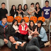 Pumpkin Carving Mixer 2012