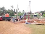 Diduga Program PAMSIMAS Desa Banjar Ketapang Kecamatan Sungkai Selatan Tidak Memenuhi Syarat.