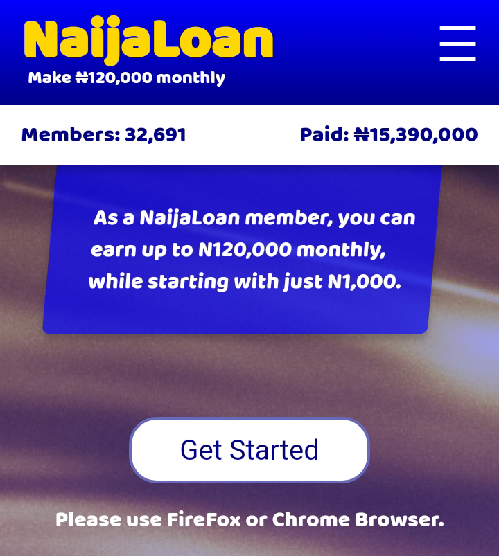 is Naijaloan Review Legit (How does it work)