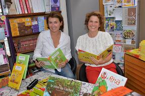 Librairie Anagramme - Dédicaces Maureen Door et Véronique Grisseaux (GA)