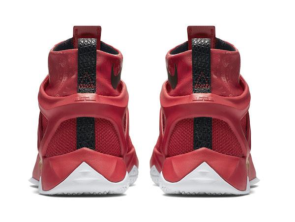 Nike LeBron Ambassador 8 China