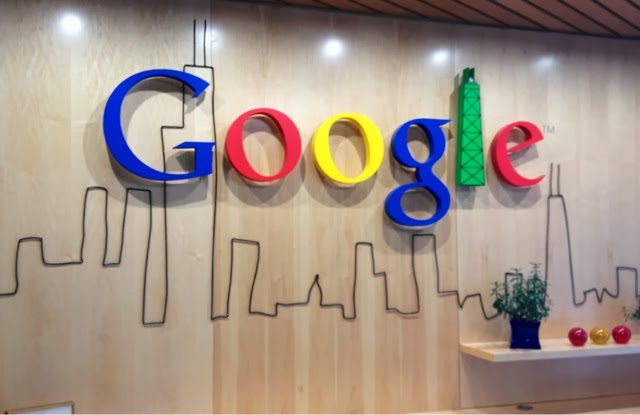 Healthy Fit Goddess: Google Chicago office tour