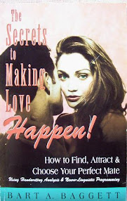 Cover of Bart Baggett's Book The Secrets To Making Love Happen