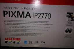 [Download] Driver Printer Canon IP2770 for PC