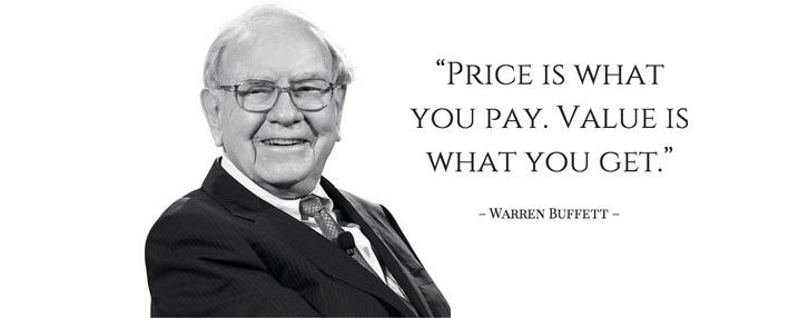 Bí quyết giàu có của tỷ phú Warren Buffett