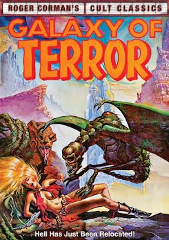 La galaxia del terror - Galaxy of Terror (1981)
