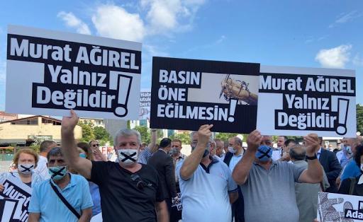 تركيا إنتهاكات جسيمة بحق المعارضين وتجاوز القانون وإتهام المعارضين بالإرهاب كجزء من عمليات التصفية
