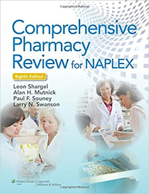 Comprehensive Pharmacy Review for NAPLEX - 8th Edition pdf free download
