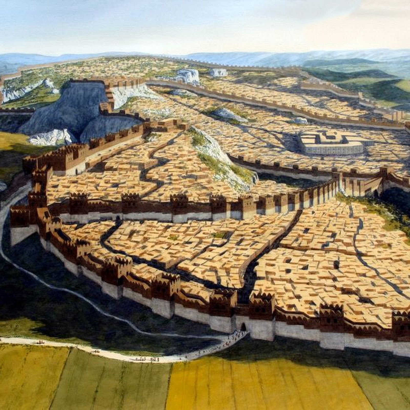 Hattusa: The Ancient Capital of The Hittites