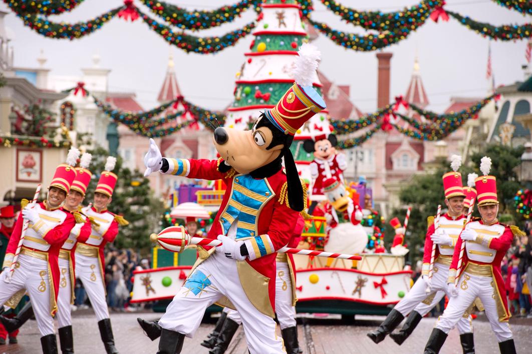 Christmas Season 2017 at Disneyland Paris