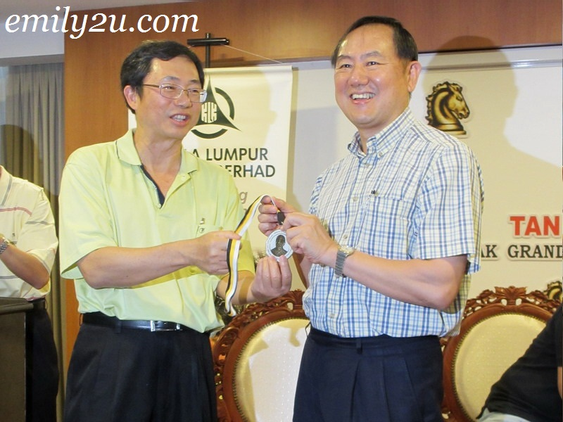 4th Tan Sri Lee Loy Seng Perak Grand Prix Chess Championship