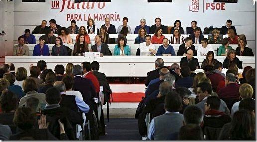 Reuníón del Comite Federal del PSOE