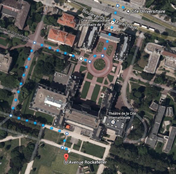 maps - The biggest international picnic