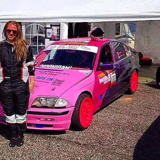 Bmw Z3 Drift Car: Women In Motorsport: Tinna Riis