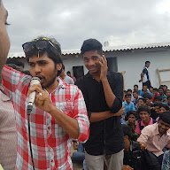Rojulu Marayi Team At Siddhartha College Tuni Photos