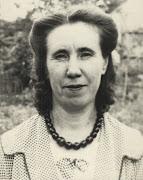 Олейник (Лукьянова) Анна Антоновна - мама