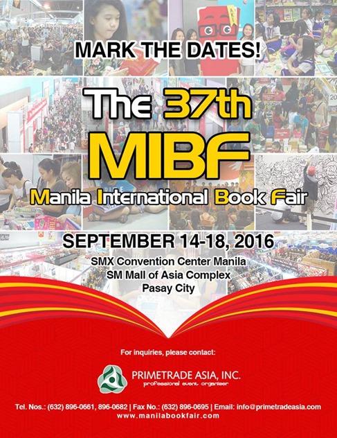 37th MIBF 2016 v2