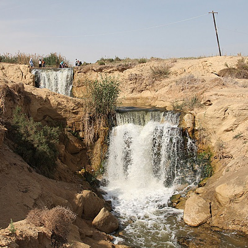 This is Egypt's Only Waterfalls, And its Man-Made