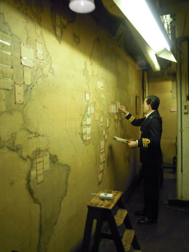 Churchill War Rooms.From Best Museums in London and Beyond