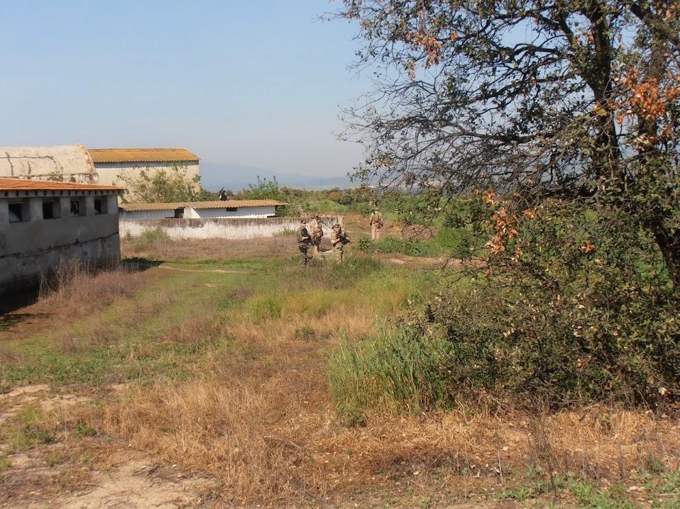 EL SANTUARIO. Fotos de la partida. 13-04-14 P4130013