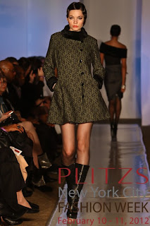 Vanessa Mercedez - PLITZS NYC FW 2012
