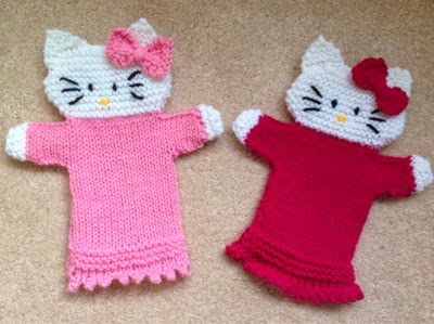 Musings Of The Puppet Lady Hello Kitty Puppet Pattern