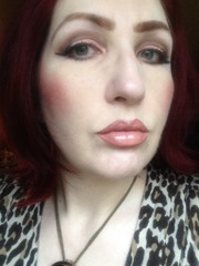 wearing SEPHORA Collection Ombre Obession Face Palette_8