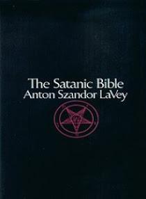 Cover of Anton Szandor LaVey's Book Setono Biblija