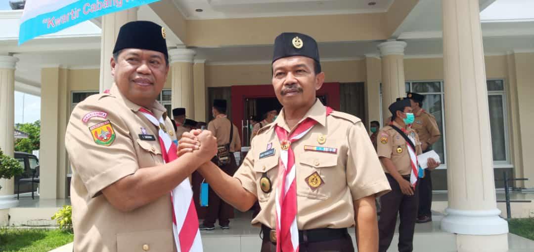 Drs. Eman Suherman MM Terpilih Sebagai Ketua Kwarcab Pramuka Majalengka