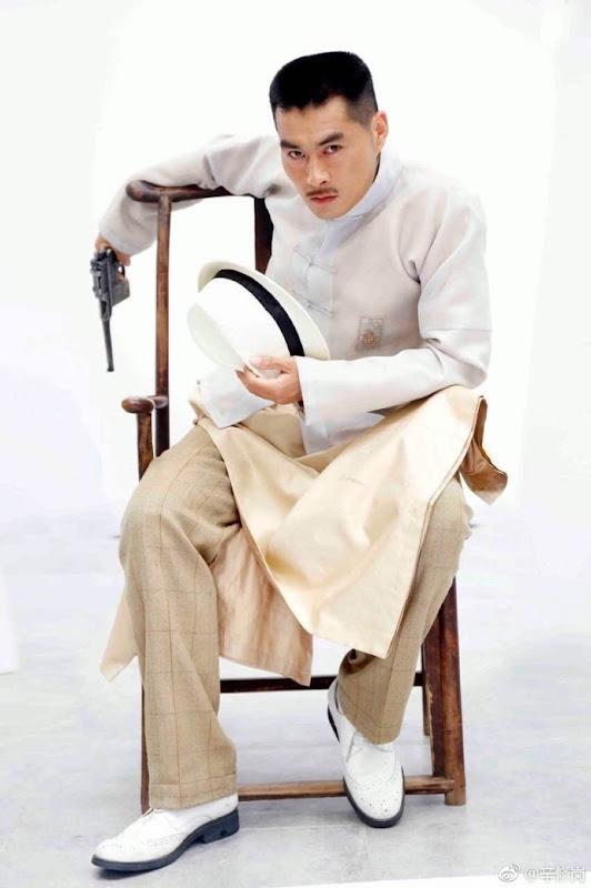Xin Xiugang China Actor