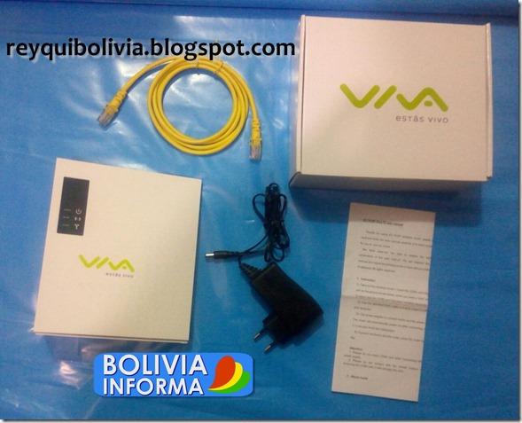 Internet LTE de Viva