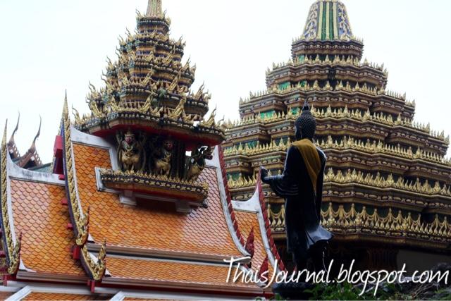 Thais Journal: Wat Khuha Sawan, Phatthalung