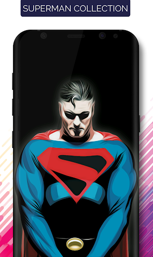 Superheroes Wallpapers Android app 5