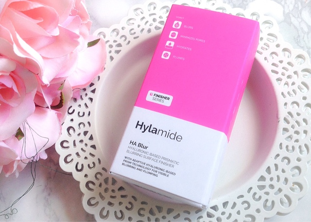 Hylamide HA Blur Primer Review