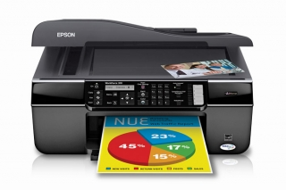 Drivers & Downloads Epson WorkForce 310 printer for Windows