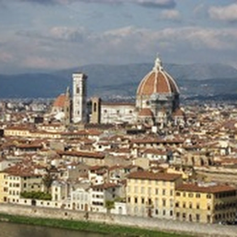 Florence, Renaissance Accented Italian Honeymoon Destination in Europe
